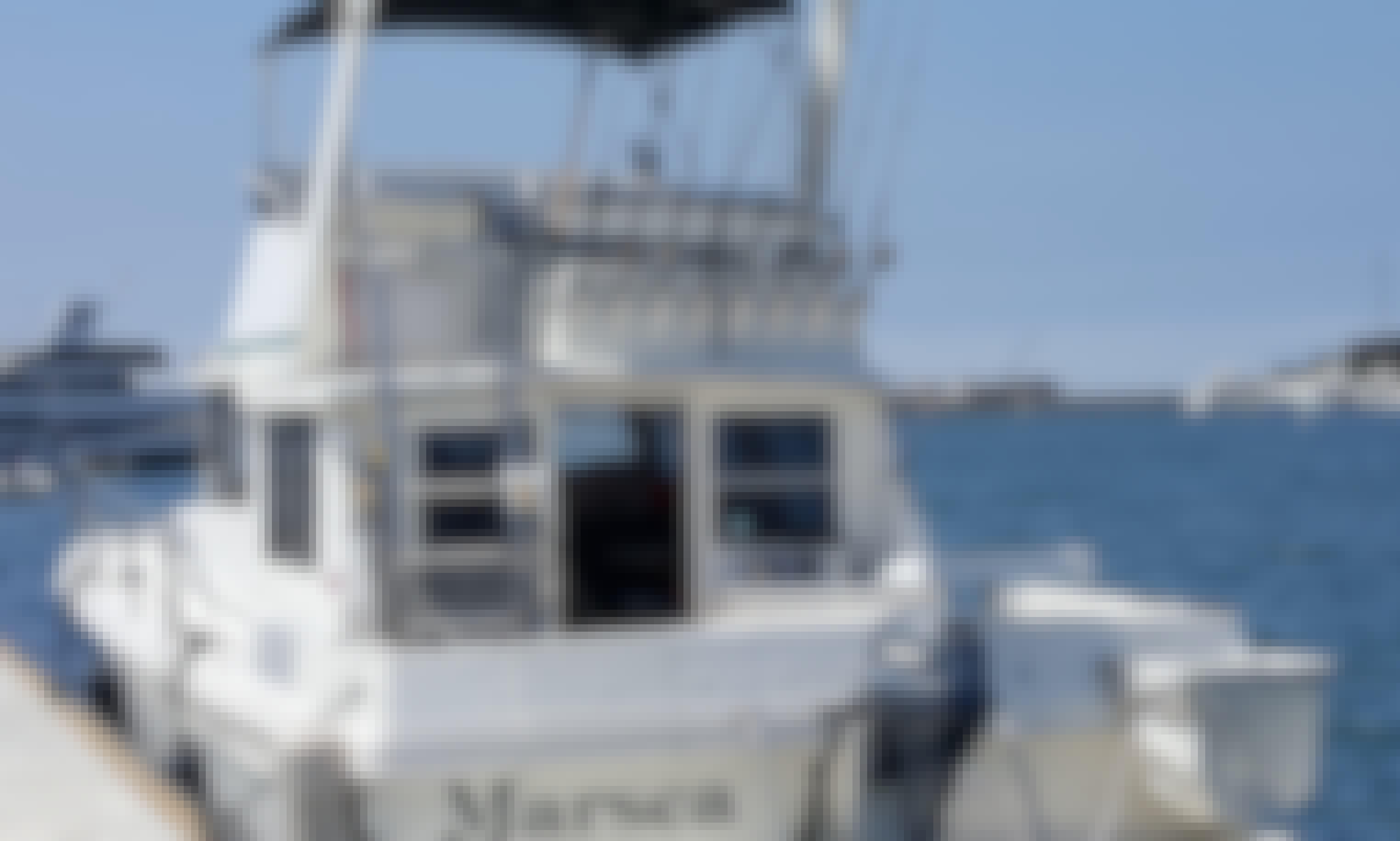 Deep Sea Fishing Charters in Marina del Rey, California