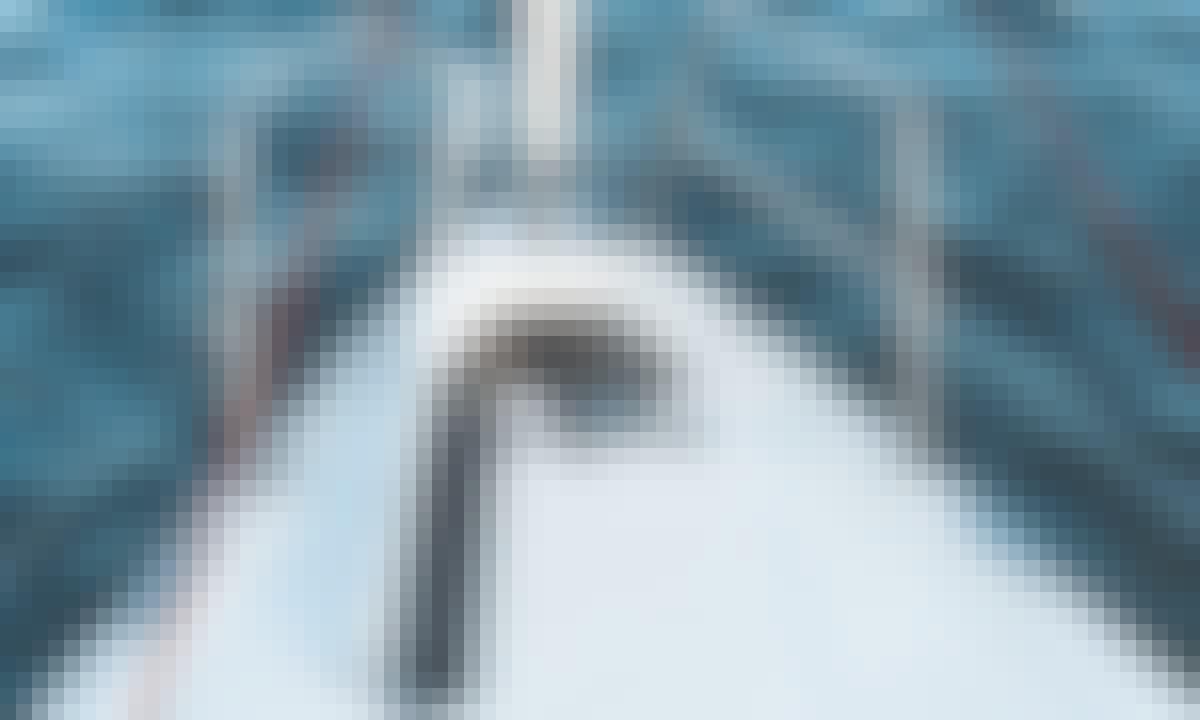 "35ft ""Dolphin"" Elan E4 Cruisiing Monohulll  in Pirovac, Šibensko-kninska županija"