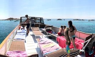 Cruising in La Maddalena Archipelago