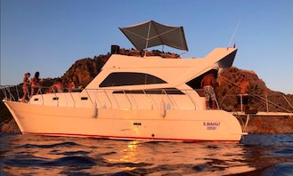 Private Boat Trip for 12 Persons with Experienced Captain in Alanya , Turkey