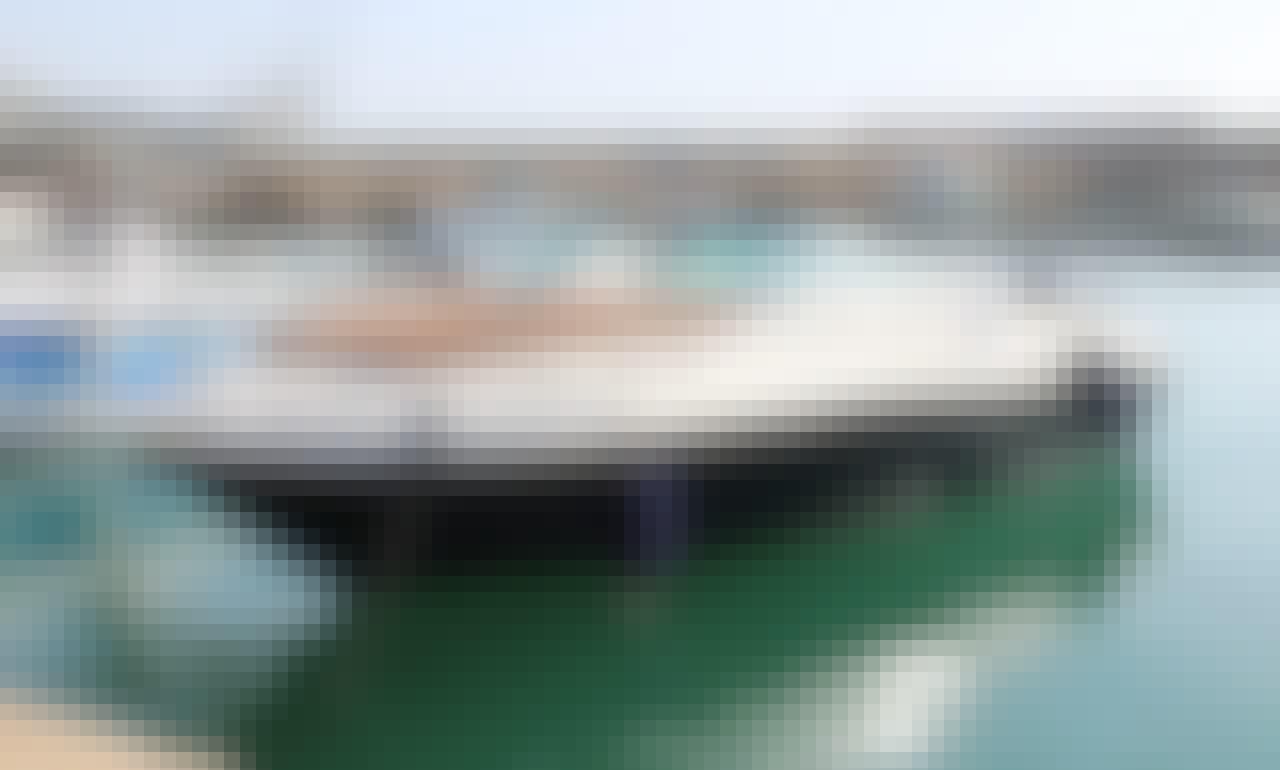 Beautiful Motor Yacht Rental in Wadi Abou Jmiel, Beirut