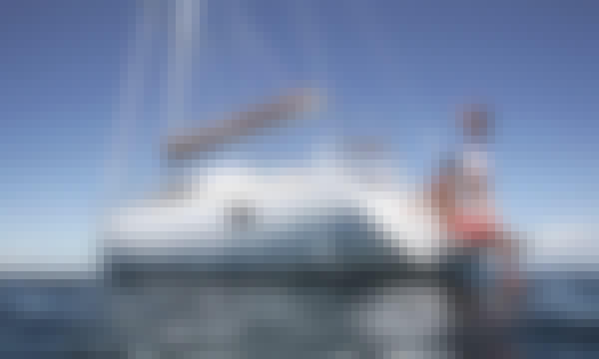 """Polina"" Elan Impression 45 Cruising Monohull Charter in Pirovac, Šibensko-kninska županija"