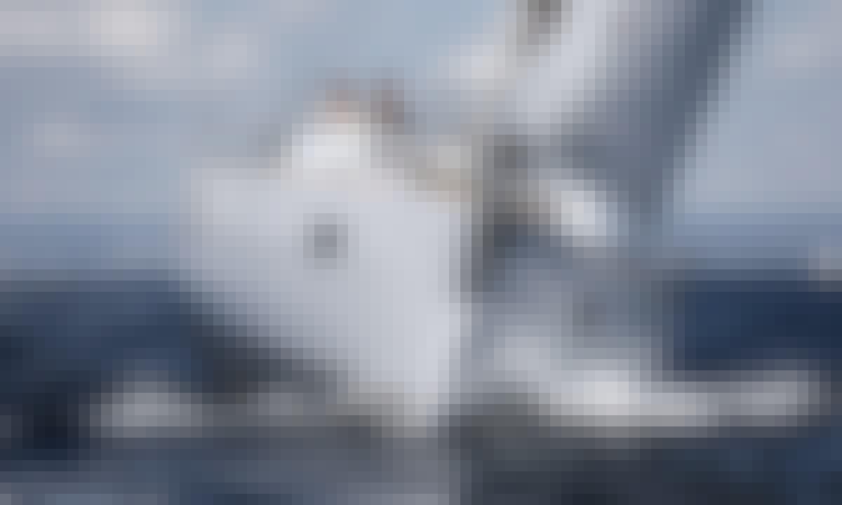 "Charter the 45ft ""Vera"" Elan Impression Cruising Monohull in Pirovac, Šibensko-kninska županija"