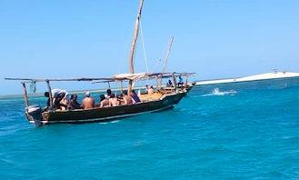 Blue Safari Trip on Menai Bay, Zanzibar in Tanzania