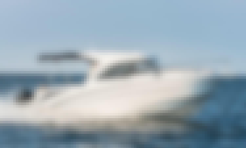 Beneteau Antares 8 OB Motor Yacht Charter