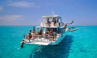 45' Power catamaran OFFRODS Charter in Noumea, New Caledonia