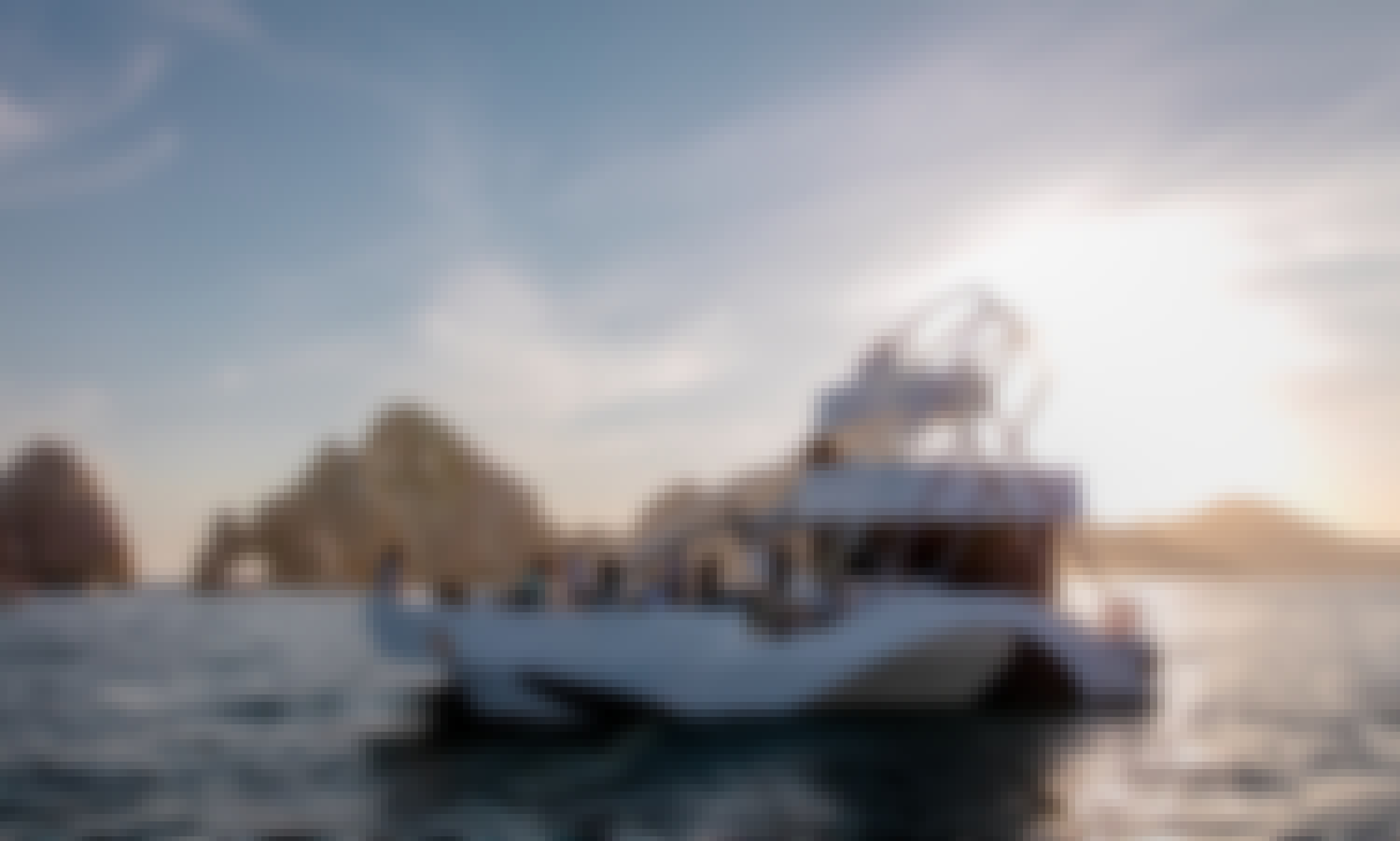 Scenic Luxury Cruise Experience in Cabo San Lucas on a Power Catamaran