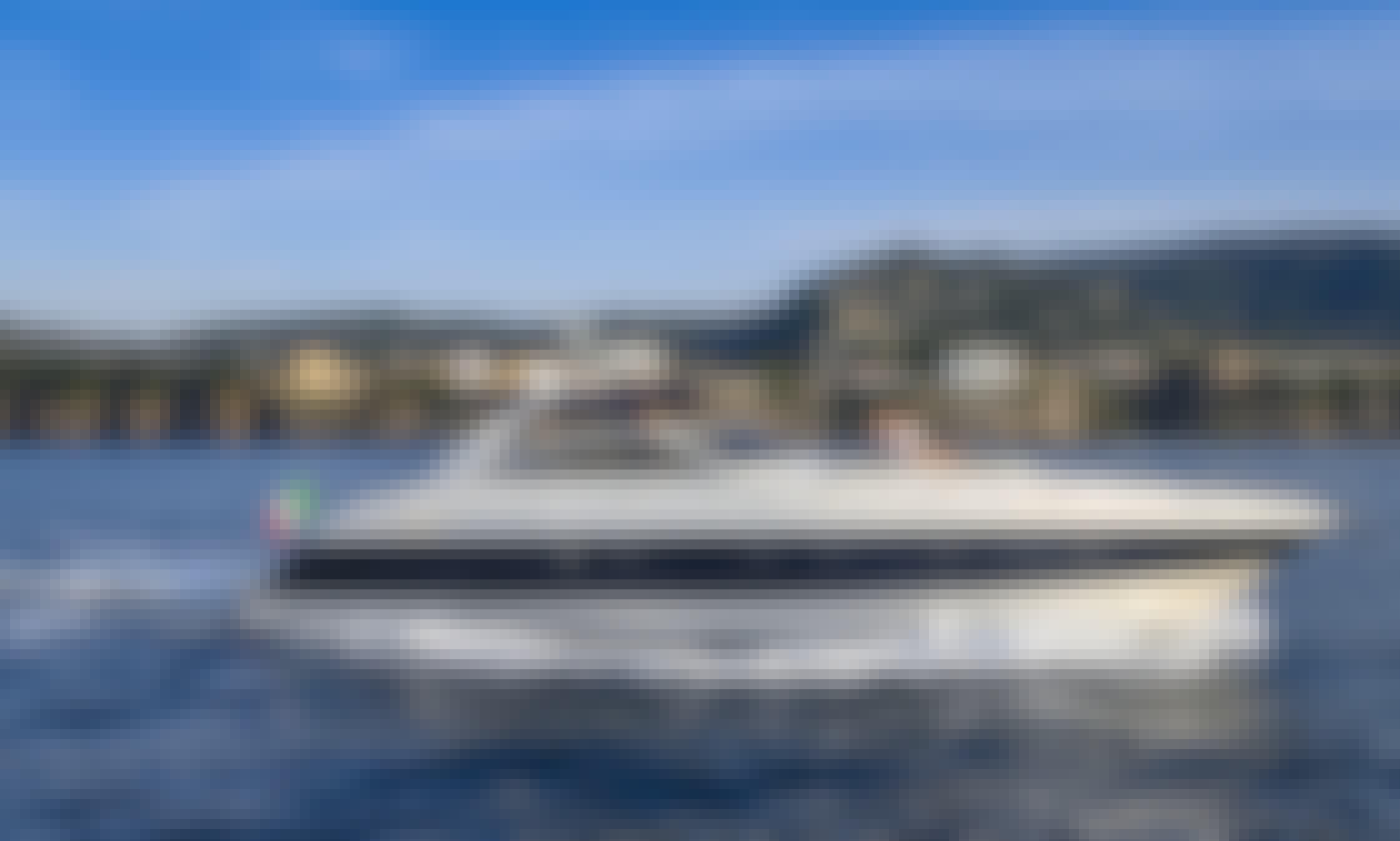 Princess V55 ft Motor Yacht Rental in Sorrento, Italy