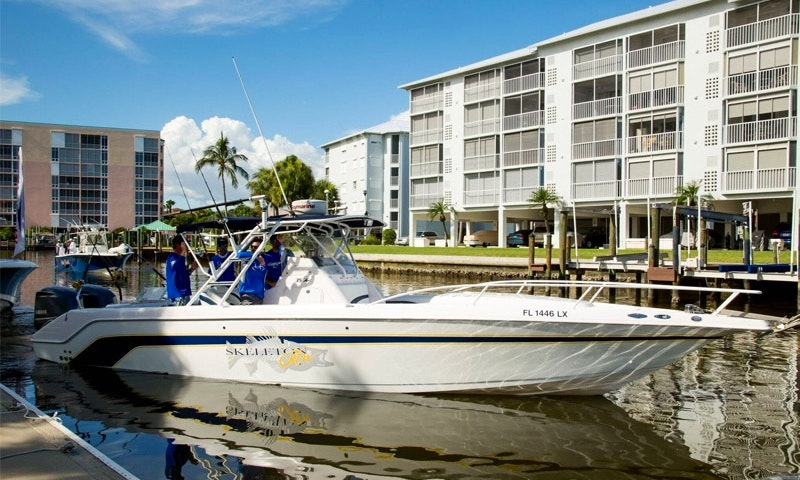 Fishing Charter In Fort Myers Beach Florida For 6 Person
