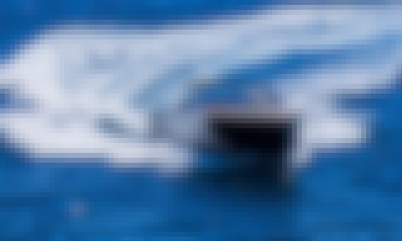 Rent the Vandutch 40 Motorboat in Ibiza, Balearic islands