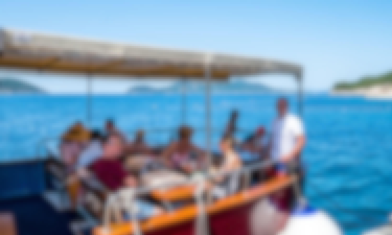 Amazing Boat Tour in Dubrovnik, Croatia