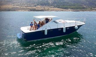 Cruise with Italcraft Aermar 36 FC Motor Yacht in Trapani,  Sicilia