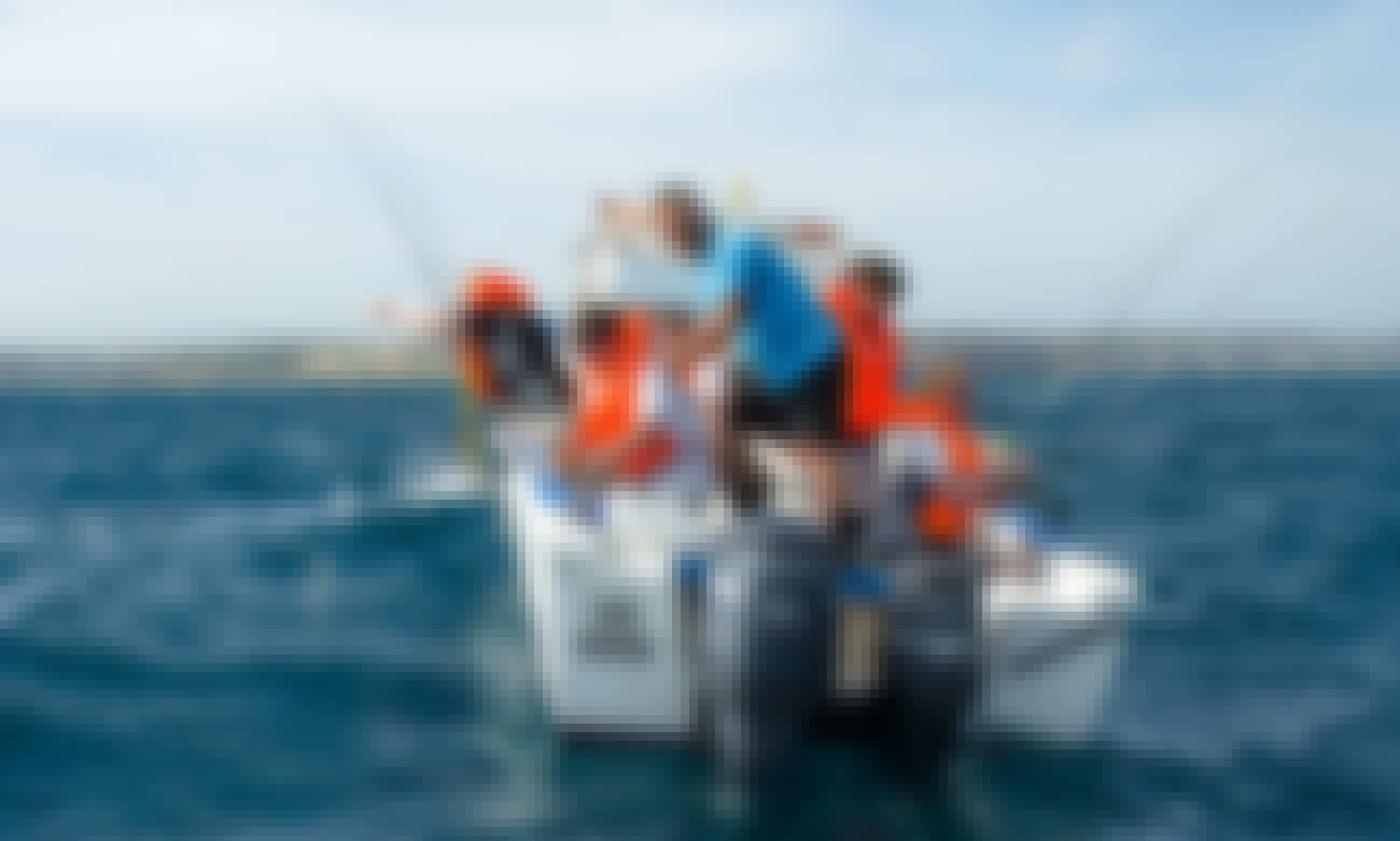 4-Hours Bottom Fishing Trip in Sagres, Faro