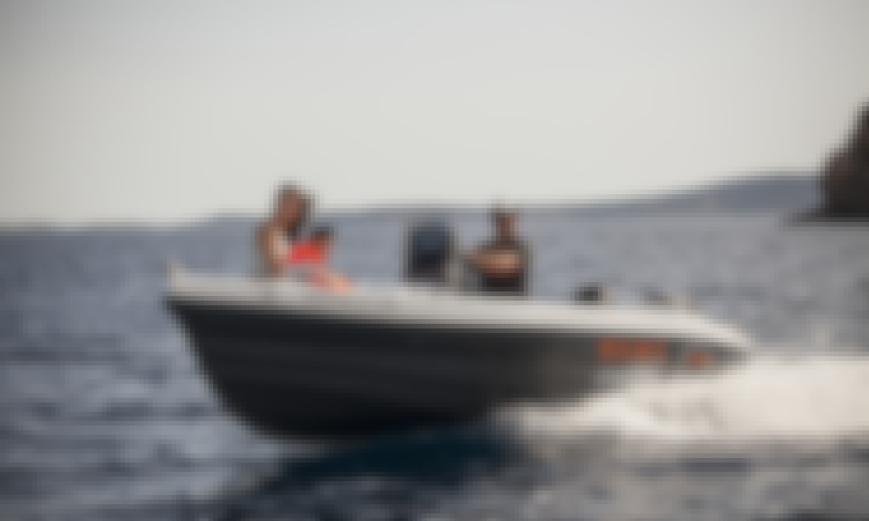 The Sailor's Ride 455 Center Console for 5 People in Paros, Greece