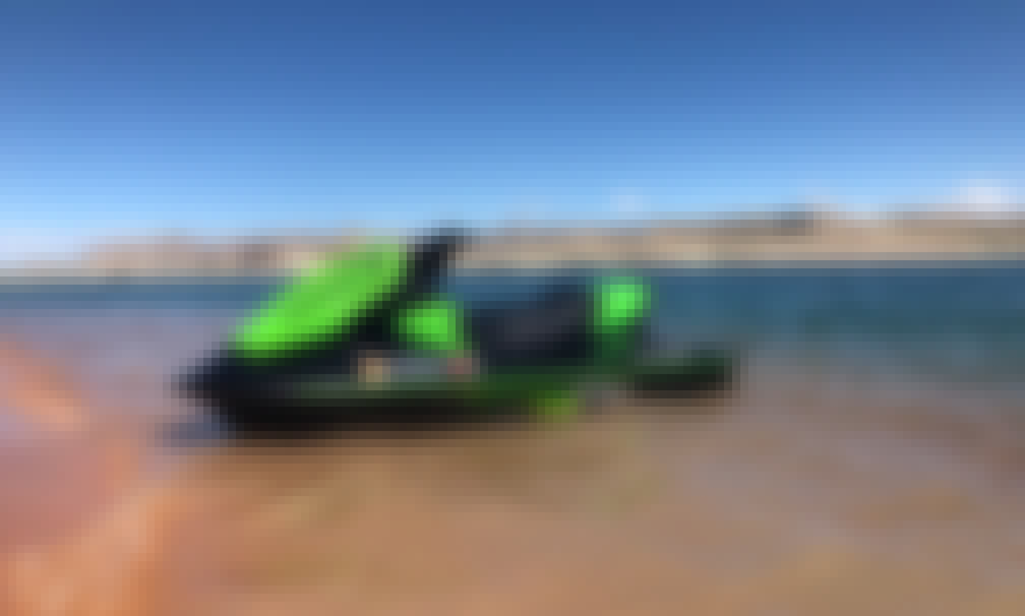 Enjoy Lake Powell with our 2019 Kawasaki Jet Ski STX-15 160 HP 3 Person - $235 a day with multi day discounts