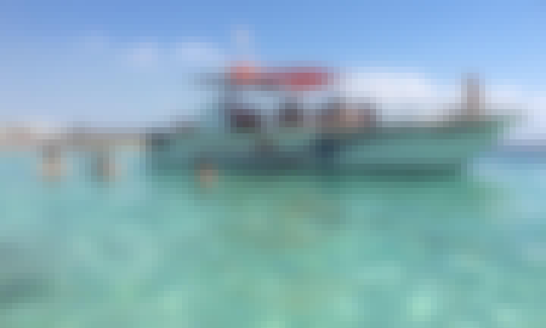 Hurricane Gal... New experience of boat ride @ Hartzliya Marina