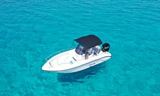 19 ft Ranieri Center Console for Rent in Paralimni, Cyprus