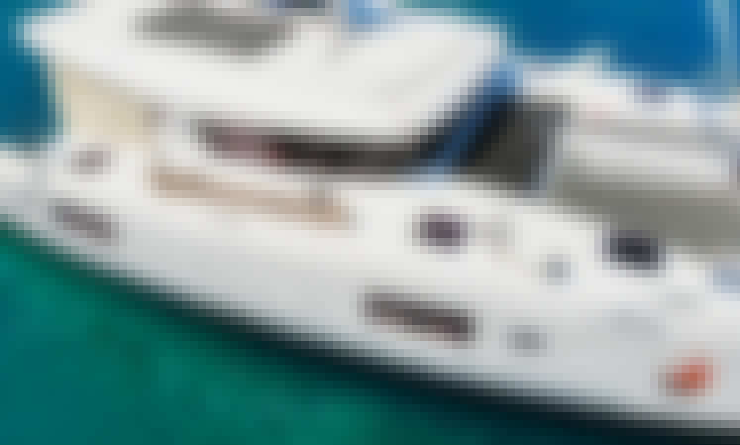 Luxury Crewed Charter Lagoon 42 Catamaran in Split