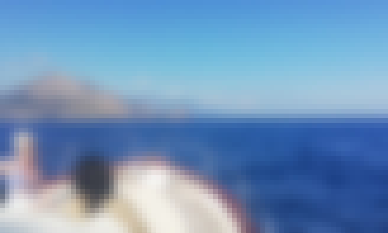 Book the 30' Aprea Mare Motor Yacht Rental in Massa Lubrense, Campania