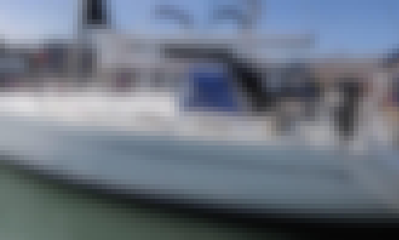 Explore The Algarve Coast,  Aboard a Sailing Yacht Bavaria 41 ROCINANTE