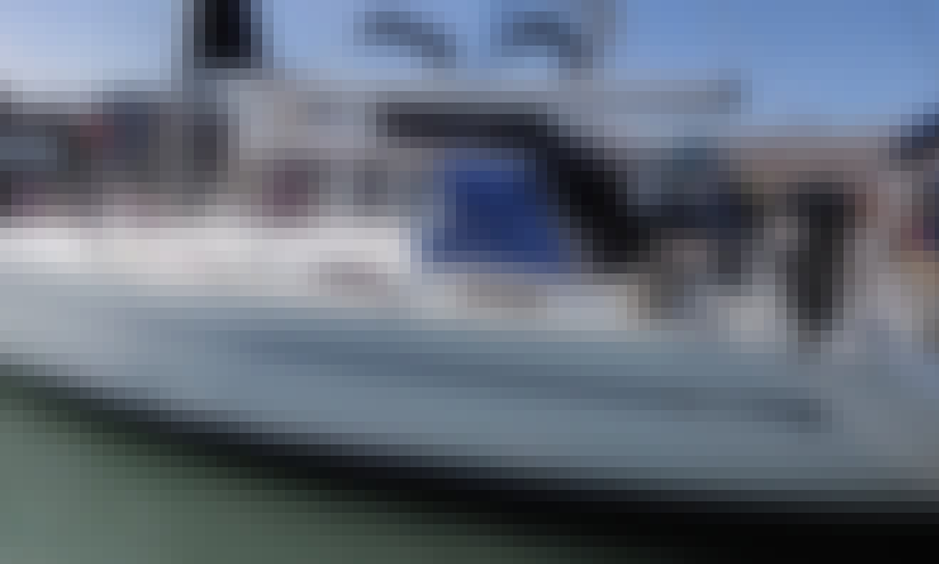 Explore Olhão, Portugal Aboard a Sailing Yacht Bavaria 41 ROCINANTE