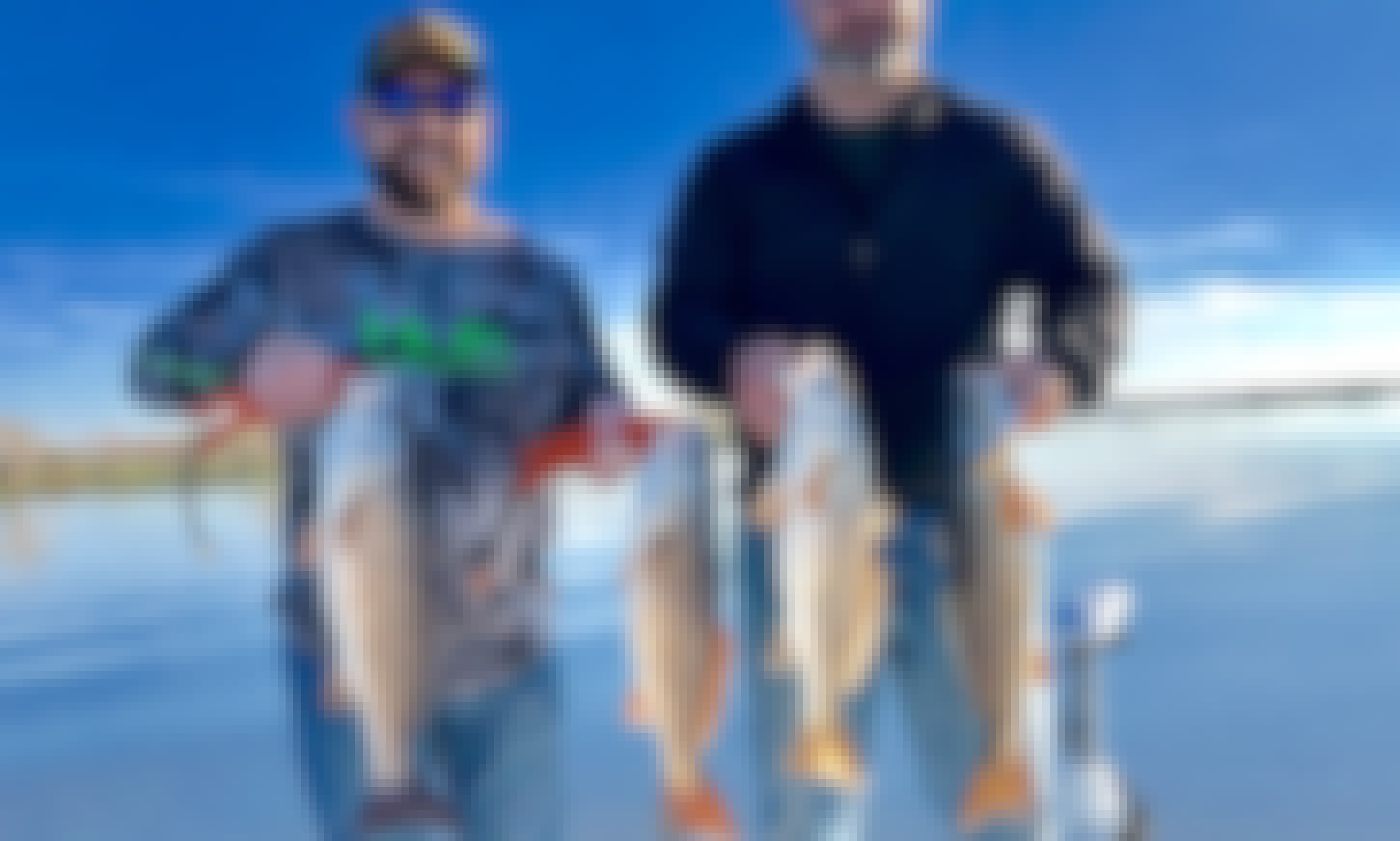 Majek 23 Xtreme Fishing Charter in New Orleans with Captain Joe