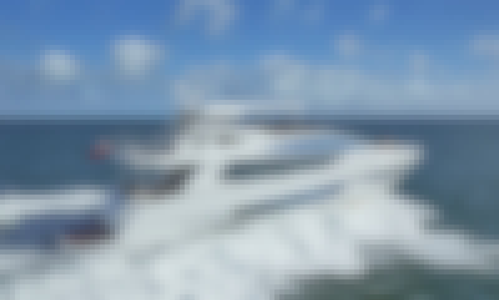 Pearl 80 Power Mega Yacht Charter in Fort Lauderdale, Florida