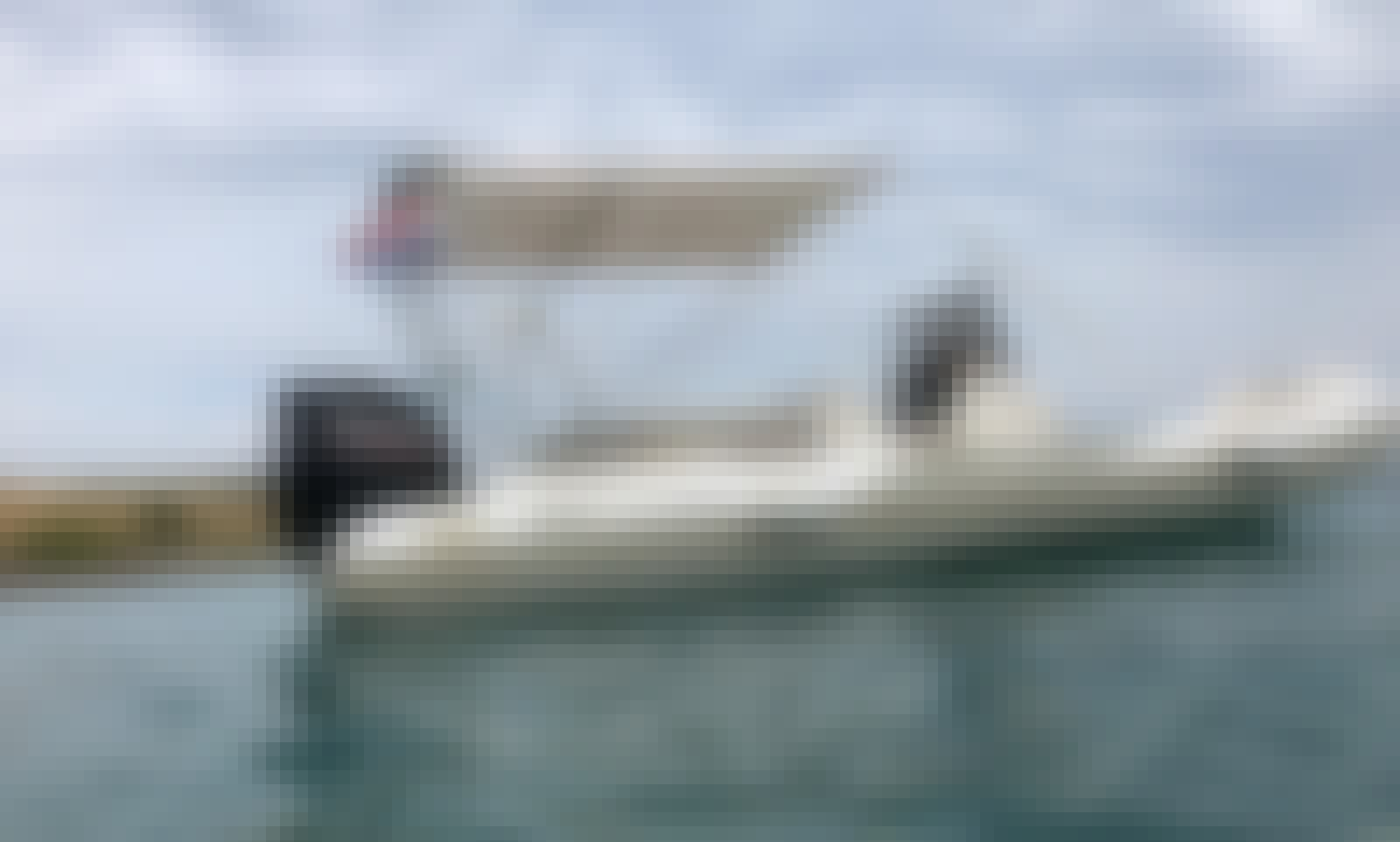BSC 65 classic Inflatable Boat in Zadar, Croatia