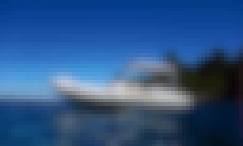BSC 65 Classic RIB Rental for Daytrips in Zadar, Croatia Archipelago