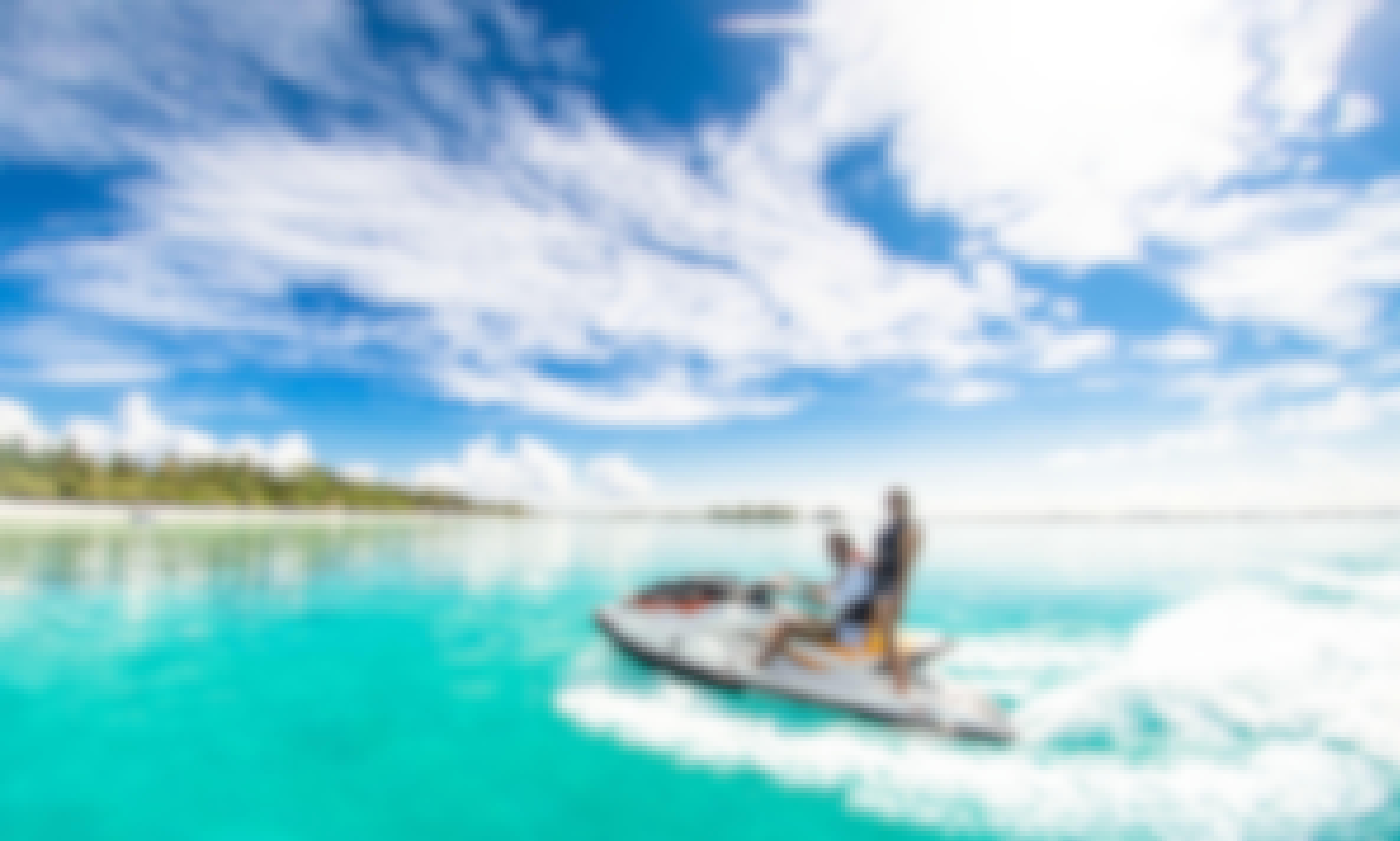 Sea Doo GTI Jet-Ski Rentals for 2 People on Lake Norman, NC