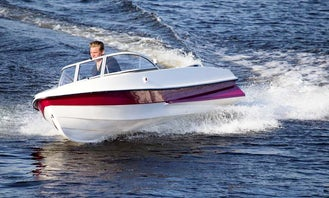 "Pleasure Boat ""Shustry"" for Rent in Saint Petersburg, Russia"