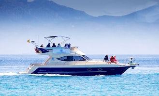 Motor Yacht rental in Sotogrande Astinor 12.75 LX