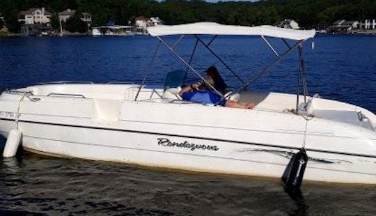 26 Bayliner Renezvous 2659 Dx Gd Rental In Lake Ozark Missouri