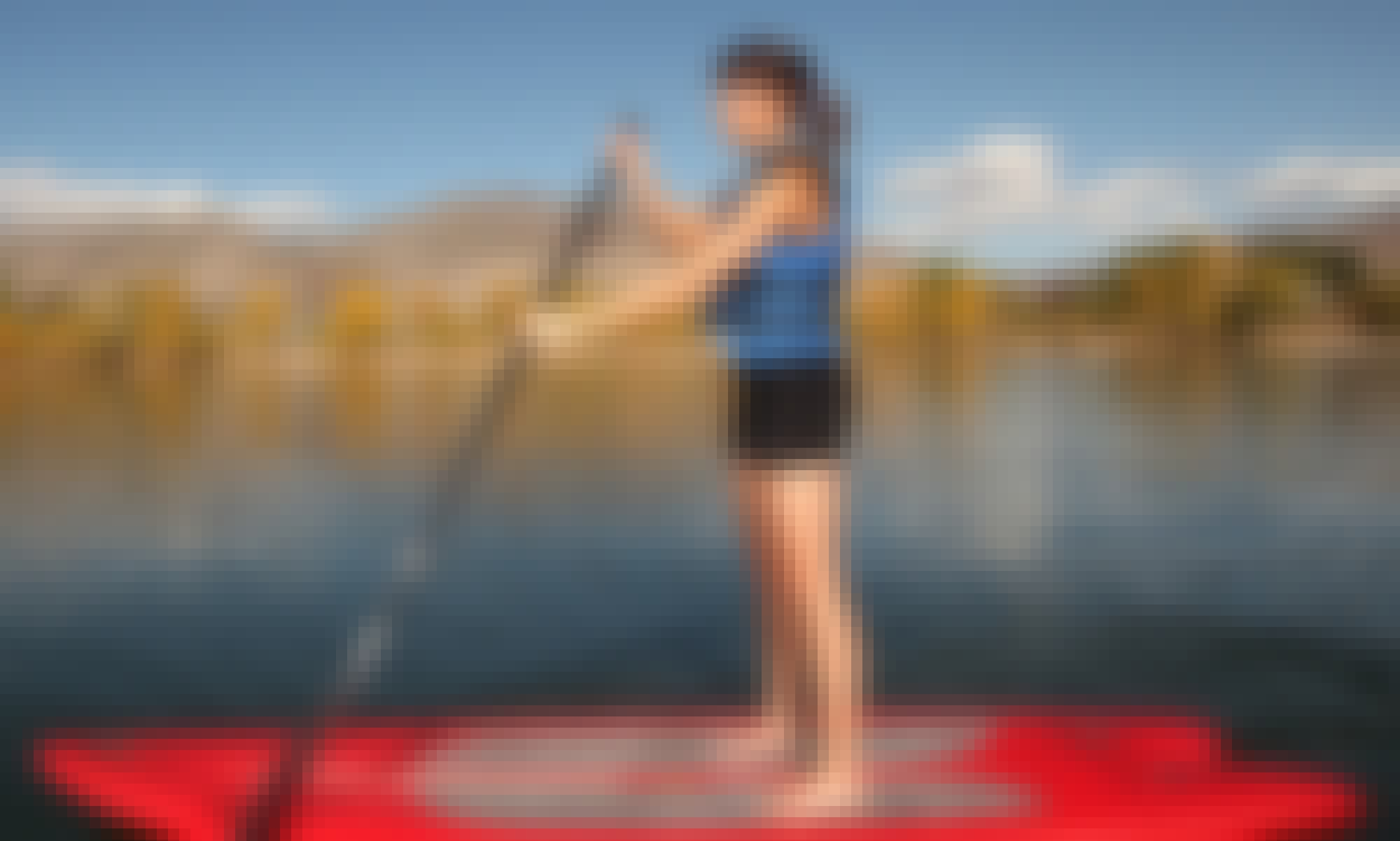 Stand Up Paddleboard Rental in Lake Ozark, Missouri
