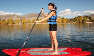 Stand Up Paddleboard Rental in Lake Ozark, Missouri