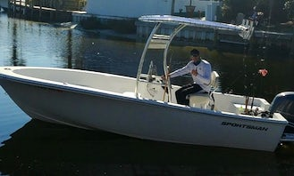Fantastic Center Console for Family and Friends in Destin!