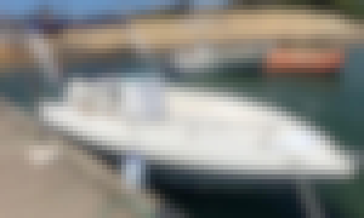 "Aquamar Samoa 19 ""Carlotta"" - 5.70 m Boat Places 40 Hp without a License"