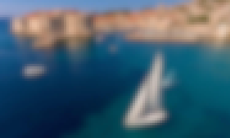 Day Sailing Trip to Elafiti Islands Near Dubrovnik, Croatia
