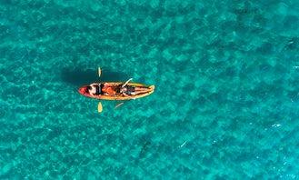 Guided Kayak Tour with Cave Experience + Safari in Premantura, Croatia