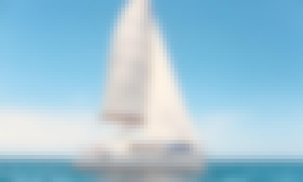 Private Sailing Catamaran Charters in Costa Rica!