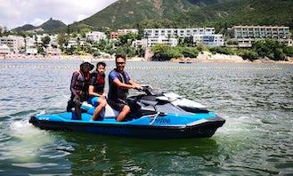 Hire 3 Seater Sporty SeaDoo Jetski in Hong Kong Island