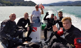 Guided Diving Excursions in Klagenfurt am Wörthersee