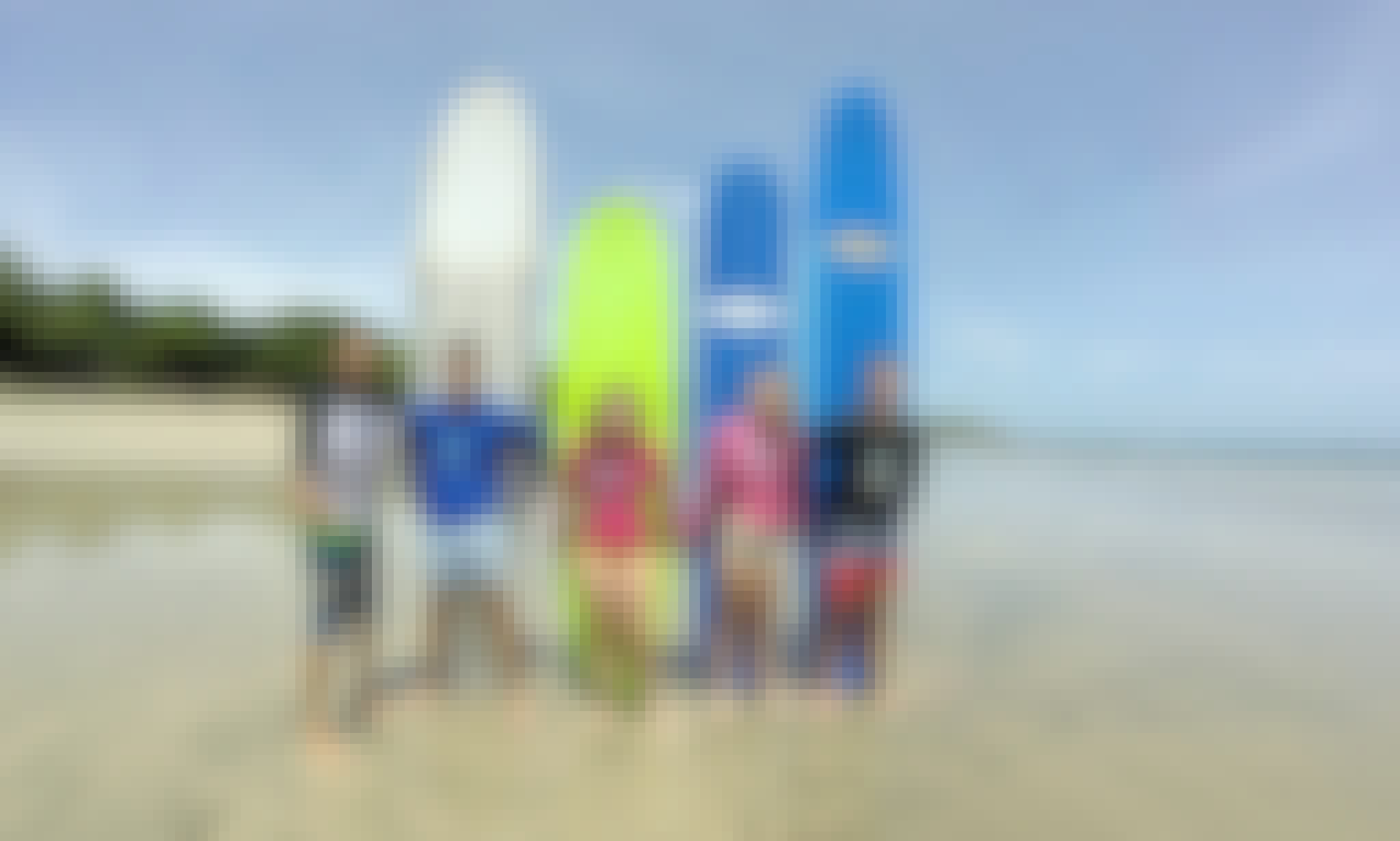 Learn Surfing in Tamarindo, ISA certified instructor