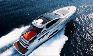 Amazing 58' Azimut Power Mega Yacht in Campbell River, British Columbia