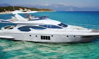 Azimut 70 - Luxury Motor Yacht Charter in West Palm Beach, Florida