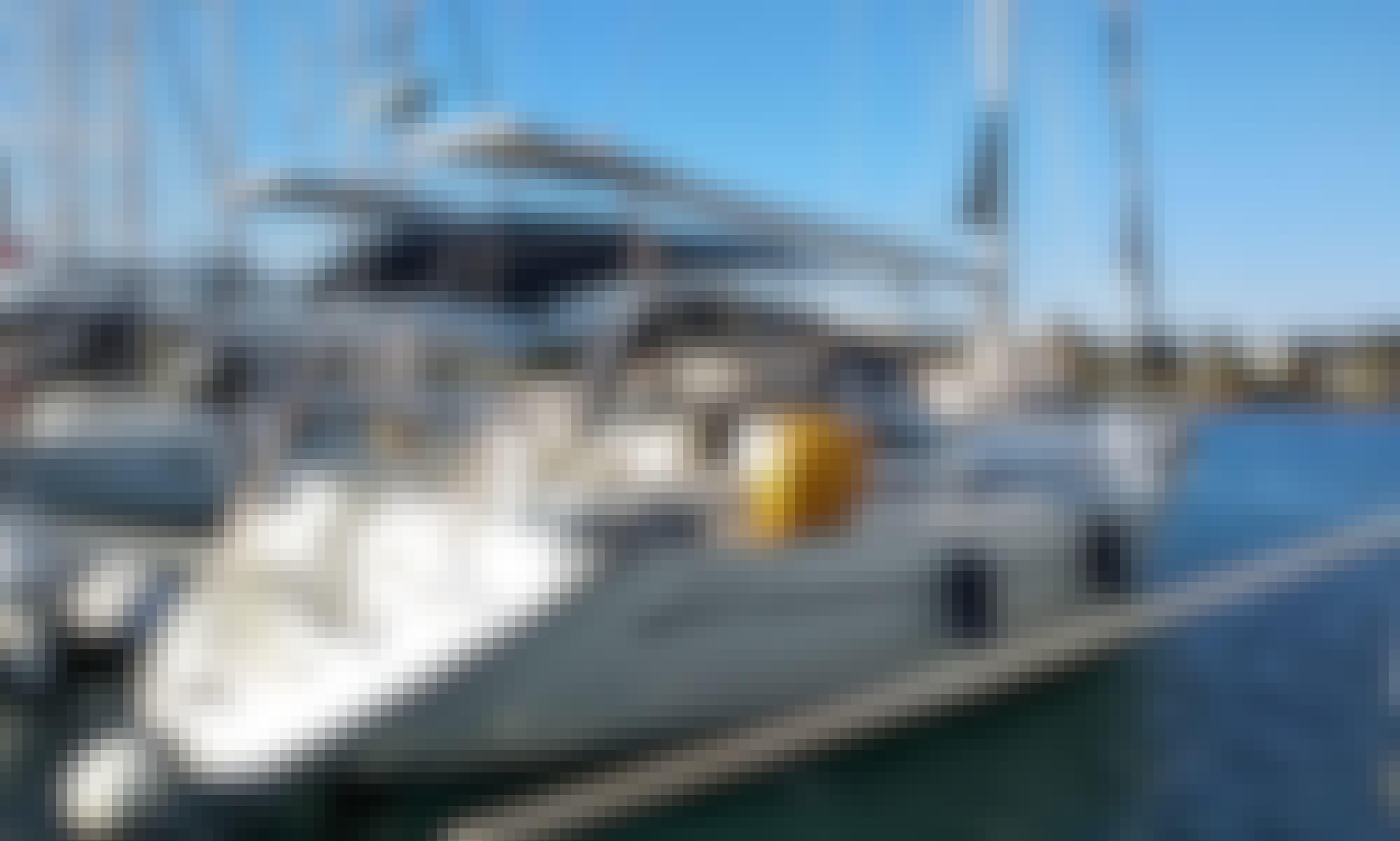 Bavaria 41 Sailboat Rental in Kontokali, Greece