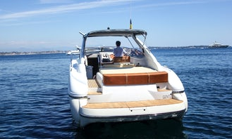 Superhawk 48 Open Motor Yacht for Fun a day at sea . Captain Included!