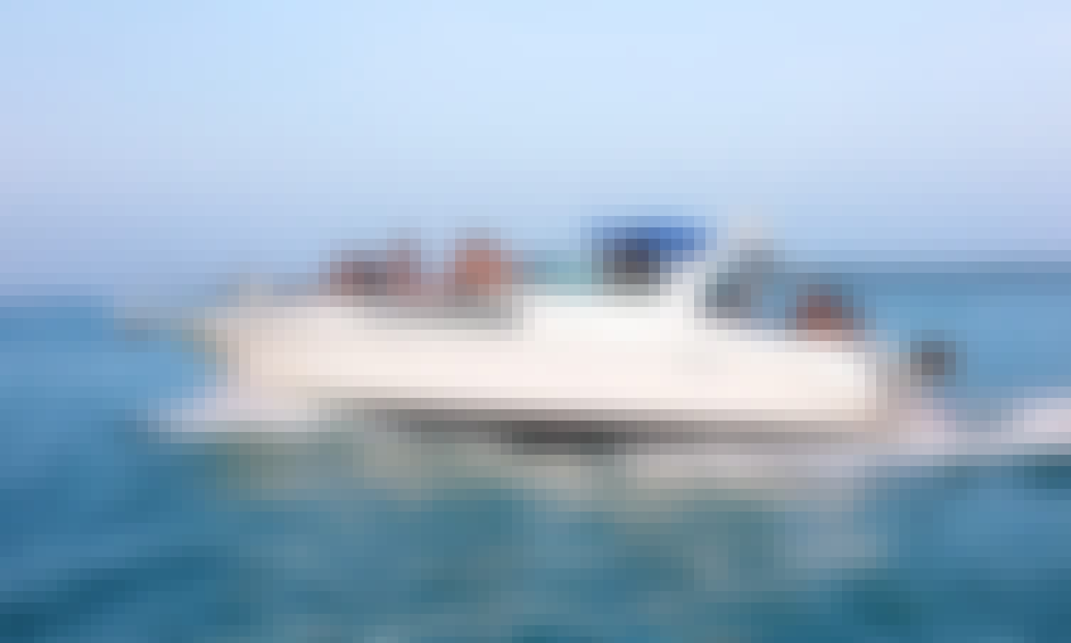 44' Sea Ray Motor Yacht for 15 People in Palm Beach, Florida - Only $250 per hour!