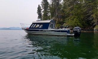 26' Weldcraft Ocean King Kitimat B.C Douglas Channel & Open Water