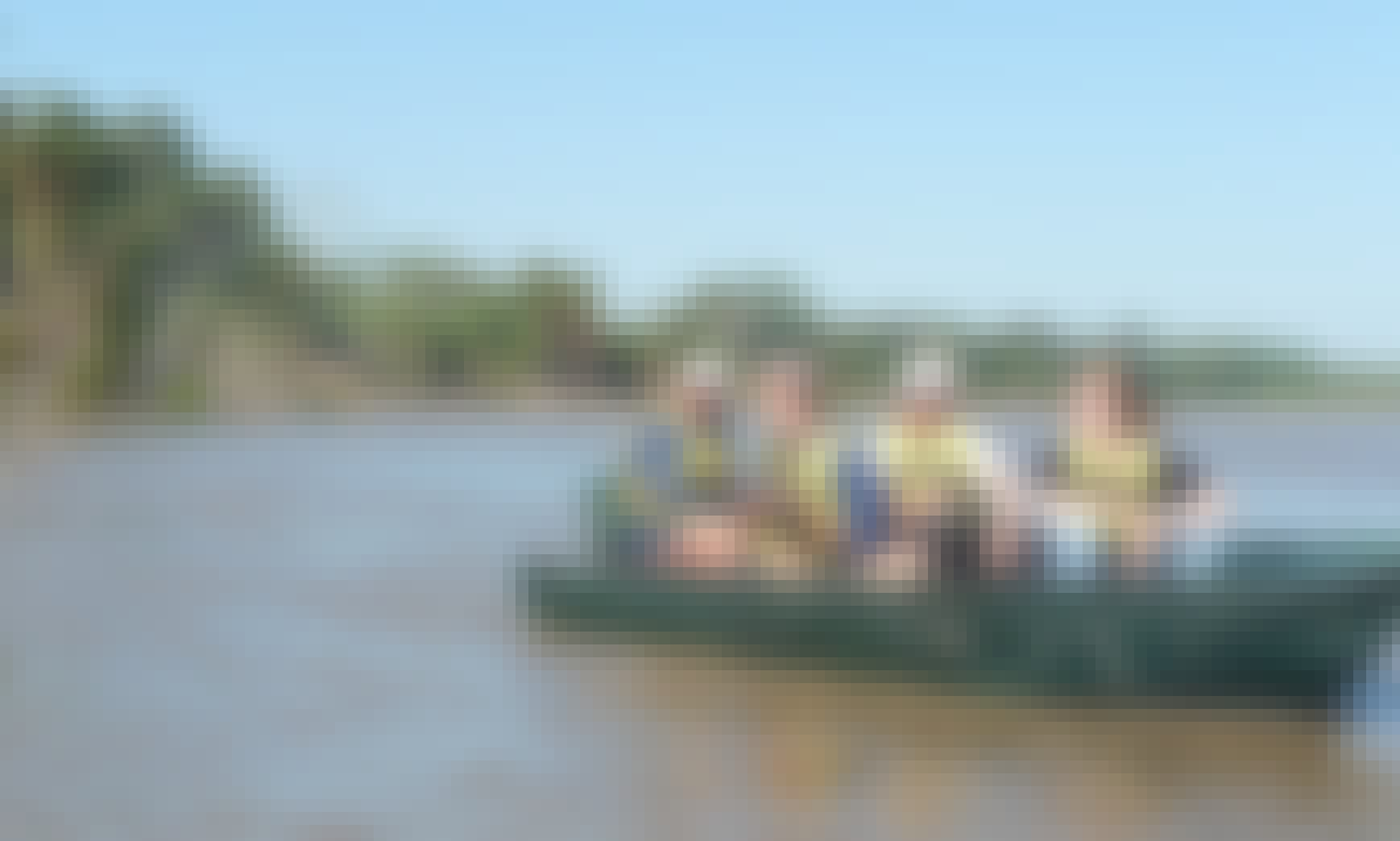 Amazonian Cruise onboard the Queen of Enin River Boat from Trinidad, Bolivia